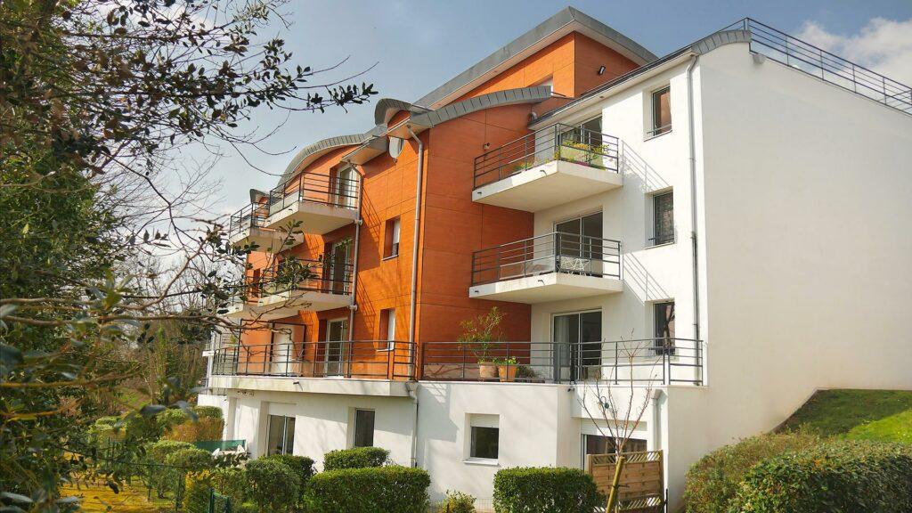 Appartements Le clos de la Fontaine / Quimper - CGPA Promotion