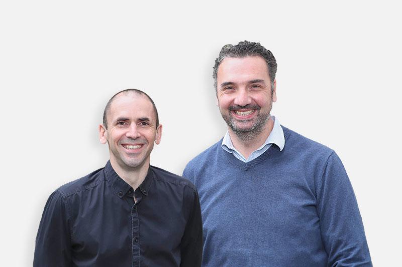 Nicolas ARMAND et Cédric MACHUT